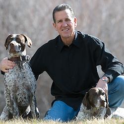 Jerry Forsch & Dogs