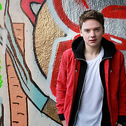 Brighton born singer-songwriter Conor Maynard.