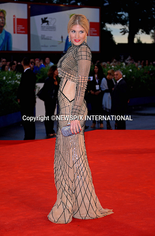 05.09.2015; Venezia, Italy: HOFIT GOLAN<br /> atttends the &quot;The Danish Girl&quot; premiere at the 72nd Venice International Film Festival.<br /> Mandatory Credit Photo: &copy;NEWSPIX INTERNATIONAL<br /> <br /> **ALL FEES PAYABLE TO: &quot;NEWSPIX INTERNATIONAL&quot;**<br /> <br /> PHOTO CREDIT MANDATORY!!: NEWSPIX INTERNATIONAL(Failure to credit will incur a surcharge of 100% of reproduction fees)<br /> <br /> IMMEDIATE CONFIRMATION OF USAGE REQUIRED:<br /> Newspix International, 31 Chinnery Hill, Bishop's Stortford, ENGLAND CM23 3PS<br /> Tel:+441279 324672  ; Fax: +441279656877<br /> Mobile:  0777568 1153<br /> e-mail: info@newspixinternational.co.uk