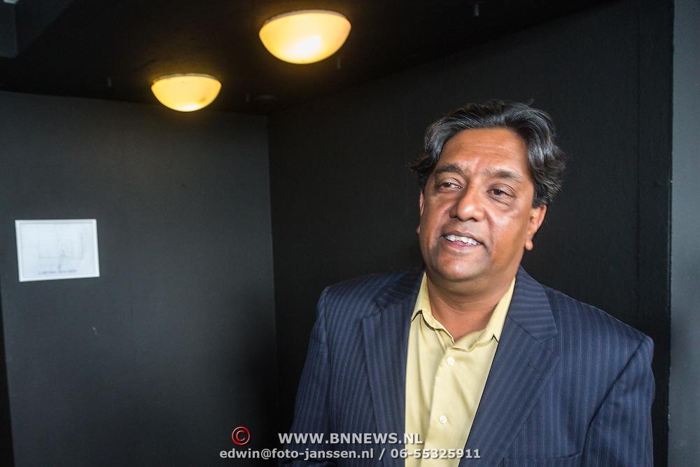 NLD/Amsterdam/20130916 - Linda Magazine bestaat 10 jaar, Prem Shivram Shaw Radhakishun