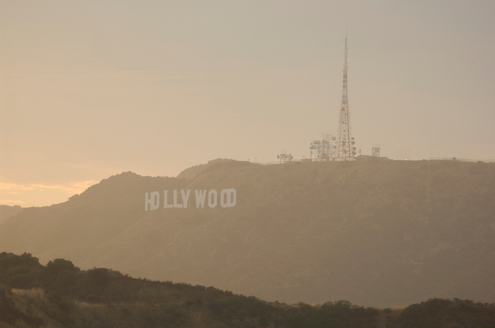 Hollywood sign, Hollywood, Los Angeles, California, United States of America