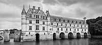 Chenonceau Castle  - Chenonceau, Loire Valley, France, July 2017