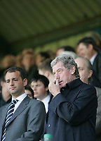 Photo: Lee Earle.<br /> Portsmouth v Sunderland. The Barclays Premiership. 22/04/2006. Portsmouth chairman Milan Mandaric.