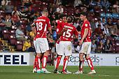 Scunthorpe United v Bristol City 230816