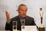 Wolfgang Puck explains that the importance of the best ingredients cannot be overemphasized.