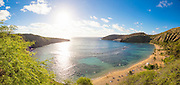 Hanauma Bay, Honolulu, Oahu, Hawaii