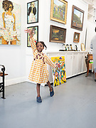 Charleston Black Theater Fundraiser at Neema Art Gallery, Charleston SC