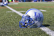 The Battle of the Real HU's as Hampton University beat Howard University 31 - 21 during their 2010 MEAC Football game held at Green Stadium on the campus of Howard University in Washington, DC.  (Photo by Mark W. Sutton)