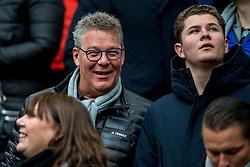 21-01-2018 NED: AFC Ajax - Feyenoord, Amsterdam<br /> Ajax was met 2-0 te sterk voor Feyenoord / Freelance, support publiek, Cees