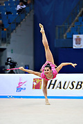 Filanovsky Victoria was born in St. Petersburg in Russia 23 February 1995. In 2008 she joined the Israeli national team of rhythmic gymnastics.<br /> In 2017 she finished her activity as athlete