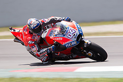 June 16, 2018 - Barcelone, Espagne - ANDREA DOVIZIOSO - ITALIAN - DUCATI TEAM - DUCATI (Credit Image: © Panoramic via ZUMA Press)