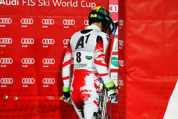 27.01.2015, Planai, Schladming, AUT, FIS Skiweltcup Alpin, Schladming, 2. Lauf, im Bild Mario Matt (AUT) // Mario Matt (AUT) during the second run of the men's slalom of Schladming FIS Ski Alpine World Cup at the Planai Course in Schladming, Austria on 2015/01/27, EXPA Pictures © 2015, PhotoCredit: EXPA/ Erwin Scheriau