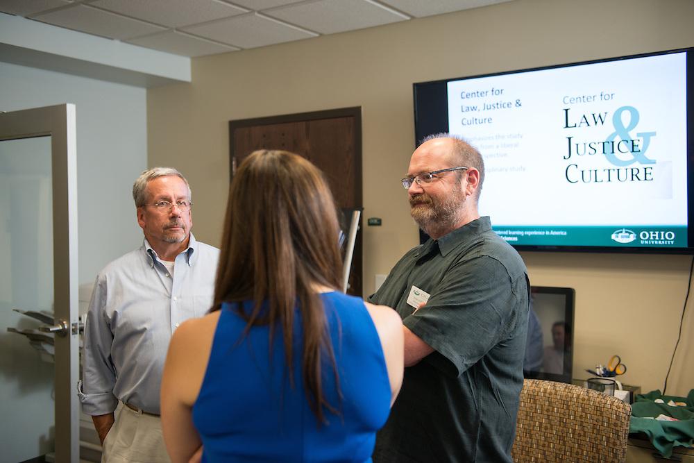 Center for Law, Justice & Culture Alumni Reception with Ohio Supreme Court Justice O'Neill Alumni Event