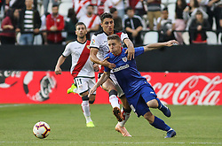 October 24, 2018 - Madrid, Madrid, SPAIN - Muniain of Athletic de Bilbao in action during the spanish league, La Liga, football match between Rayo Vallecano and Athletic de Bilbao on October 24, 2018 at Estadio de Vallecas in Madrid, Spain. (Credit Image: © AFP7 via ZUMA Wire)