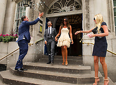 JULY 01 2013 Tamara Ecclestone Wedding Ceremony