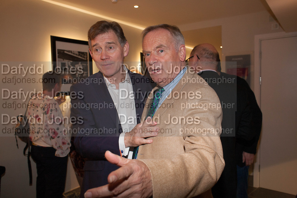 ANTONY ANDREWS; JEFFREY ARCHER, BULLY BOY by Sandi Toksvig, St. James Theatre, 12 Palace Street, London. 19 September 2012