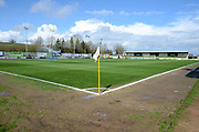 General ground view  during the Vanarama National League match between Forest Green Rovers and North Ferriby United at the New Lawn, Forest Green, United Kingdom on 1 April 2017. Photo by Alan Franklin.