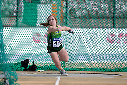 15 / 06 / 2016,  Niamh McCarthy (Carrigaline, Co. Cork), F41 class, Paralympics Ireland Athletics pictured competing in the F40/41 Discus Throw at the 2016 IPC Athletics European Championships in Grosseto, Italy