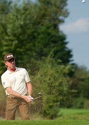 19.09.2010, Country Club Diamond, Atzenbrugg, AUT, Golf, Austrian Golf Open 2010 Final, im Bild Miguel Angel Jiminez (ESP), EXPA Pictures 2010, PhotoCredit: EXPA/ S. Trimmel
