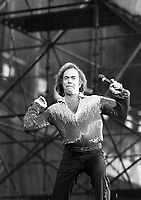 Neil Diamond in concert at Croke Park, 30/06/1984 (Part of the Independent Newspapers Ireland/NLI Collection).