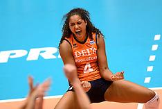 20140809 NED: FIVB Grand Prix Nederland - Belgie, Doetinchem