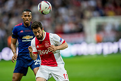 24-05-2017 SWE: Final Europa League AFC Ajax - Manchester United, Stockholm<br /> Finale Europa League tussen Ajax en Manchester United in het Friends Arena te Stockholm / Amin Younes #11 of Ajax
