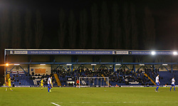 Bristol Rovers fans - Mandatory by-line: Matt McNulty/JMP - 14/03/2017 - FOOTBALL - Gigg Lane - Bury, England - Bury v Bristol Rovers - Sky Bet League One
