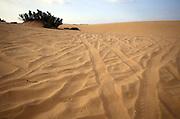 Deset sand dune