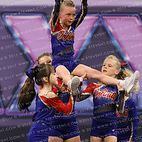 1067_Infinity Cheer and Dance - Mini Level 1 Stunt Group