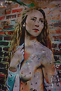 From the series People In Art by New York City photographer and artist Vitus Feldmann. Feldmann creates photo art, fine art, digital art and mixed media art. For more info and additional art for sale please visit his website at PhotoArtByV.com<br />