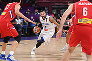 Pietro Aradori<br /> Nazionale Italiana Maschile Senior<br /> Eurobasket 2017 - Final Phase - 1/4 Finals<br /> Italia Serbia Italy Serbia<br /> FIP 2017<br /> Istanbul, 13/09/2017<br /> Foto M.Ceretti / Ciamillo - Castoria