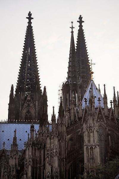 Duitsland, Keulen, 9-8-2009Keulse Domkerk.Foto: Flip Franssen/Hollandse Hoogte