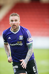 Ayr United&rsquo;s Ryan Stevenson. <br /> Dunfermline 3 v 2 Ayr United, Scottish League One played at East End Park, 13/2/2016.