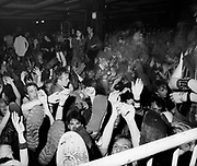 Crowd  at Doctor and the Medics, High Wycombe, UK, 1980s.