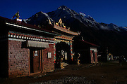 Nepal Trail to Base Camp, Nepal. Nepal 2007. Everest Base Camp