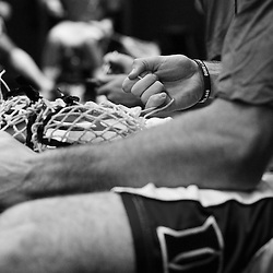 Duke Lacrosse: Behind the Scenes in B+W Photography in 2007 Final Four