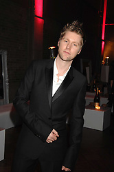 CHRISTOPHER BAILEY at the British Fashion Awards 2007 held at the Royal Horticultural Halls, Vincent Square, London on 28th November 2007.<br />