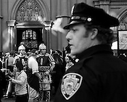 Cops, Priests and Romans