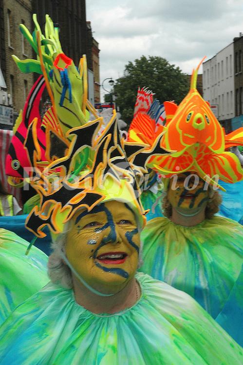 Waterloo Carnival; London UK July 2007