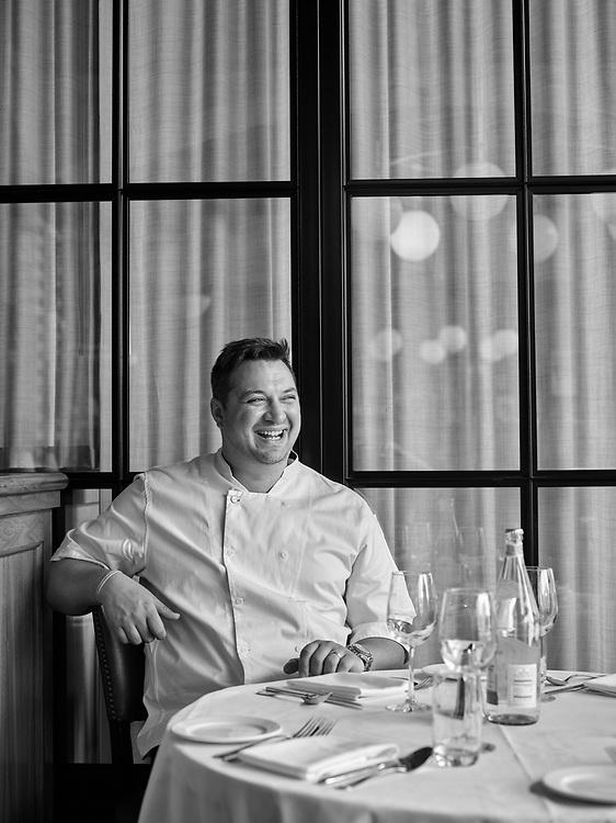 Chef Steven Morlino of Gaslight