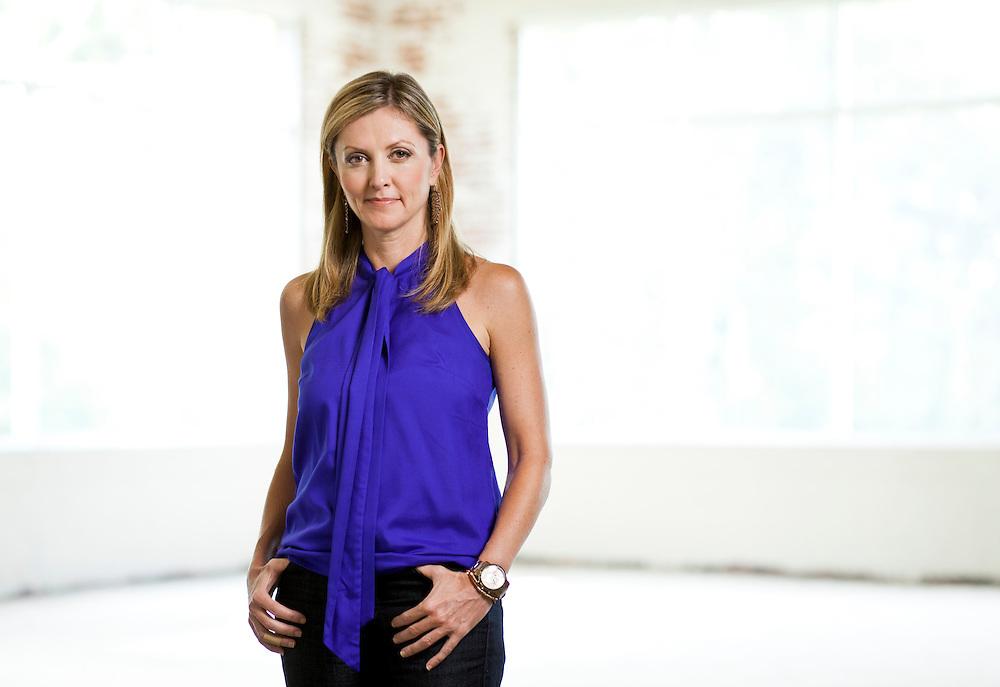 ZGM Branding co-owner Melanie Guinn portrait