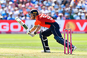 Ben Stokes of England batting during the 3rd Vitality International T20 match between England and India at the Brightside County Ground, Bristol, United Kingdom on 8 July 2018. Picture by Graham Hunt.