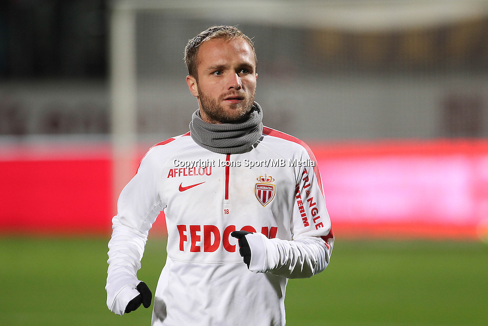 Valere GERMAIN - 20.12.2014 - Metz / Monaco - 17e journee Ligue 2<br />