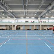 Sporthal Loevenhoutsedijk Utrecht, ontwerp LIAG architecten en bouwadviseurs