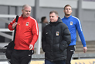 Newport County v Coventry City - 30 March 2018