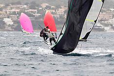 2014 ISAF WC Palma | Day 3