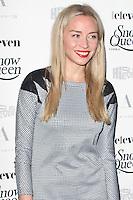LONDON - December 18: Noelle Reno at the Snow Queen Vodka 2013 - Calendar Launch Party (Photo by Brett D. Cove)