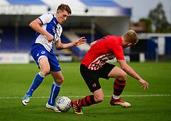 Bristol Rovers Connor Jones - Mandatory by-line: Alex James/JMP - 30/08/2018 - FOOTBALL - Memorial Stadium - Bristol, England - Bristol Rovers U23 v Exeter City U23 - Premier League Cup qualifier