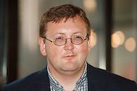 31.08.1998, Germany/Bonn:<br /> Dr. Walter Homolka, Geschäftsführer Greenpeace Deutschland, SPD Präsidiumssitzung, Erich-Ollenhauer-Haus<br /> IMAGE: 19980831-01/01-21