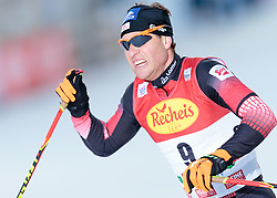 19.12.2015, Nordische Arena, Ramsau, AUT, FIS Weltcup Nordische Kombination, Langlauf, im Bild Bernhard Gruber (AUT) // Bernhard Gruber of Austria during Cross Country Competition of FIS Nordic Combined World Cup, at the Nordic Arena in Ramsau, Austria on 2015/12/19. EXPA Pictures © 2015, PhotoCredit: EXPA/ JFK